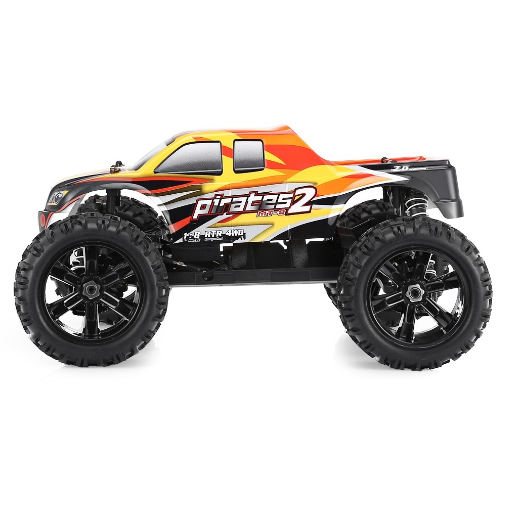 ZD Racing 1/8 SCALE 4WD BRUSHLESS ELECTRIC MONSTER TRUCK